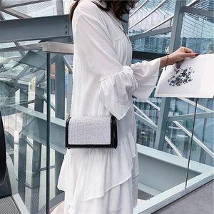 Handbags - Rhinestone crossbody bag